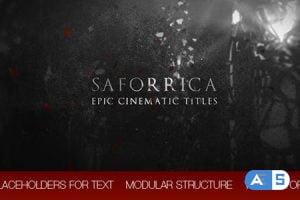 Videohive Saforrica – Epic Cinematic Trailer / Titles 11639580