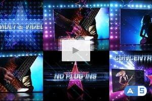 Videohive Star Dances Promo 149478