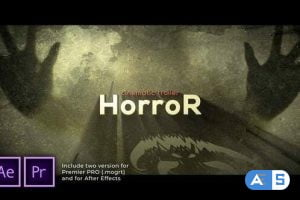 Videohive The Horror Cinematic Trailer 29622461