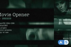 Videohive Movie Opener 4616361