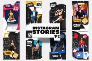 Videohive Fashion Sale Instagram Stories 29687099