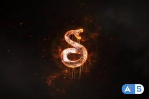 Videohive Fire Logo Reveal 29366650