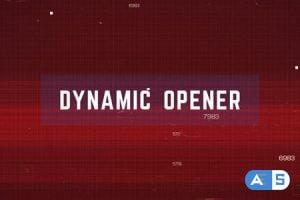 Videohive Epic Demo Reel l Dynamic Opener 19274949