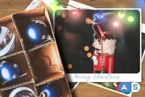 Videohive Christmas and New Year Photo Slideshow 25196664