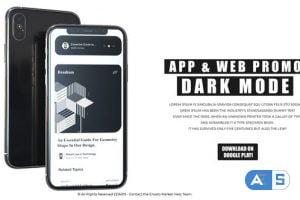 Videohive io – App & Web Mockup Promo 25553078