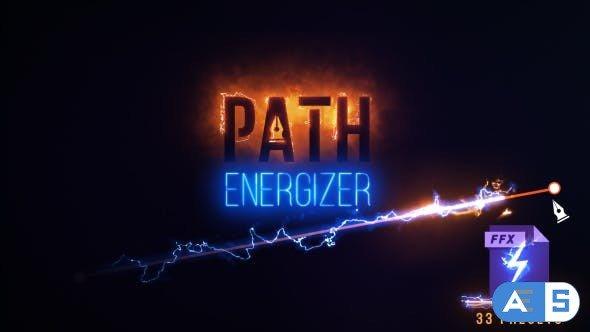 Videohive Path Energizer 27664335