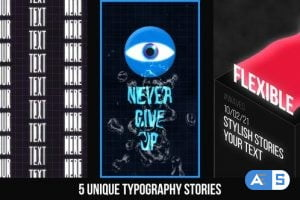 Videohive Typography Stories 30138639