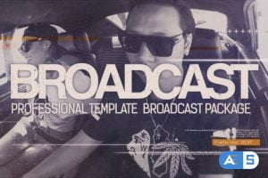Videohive ENV Broadcast Channel 17717399