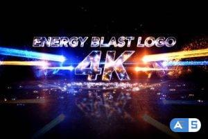 Videohive Energy Blast Logo Reveal 20399722