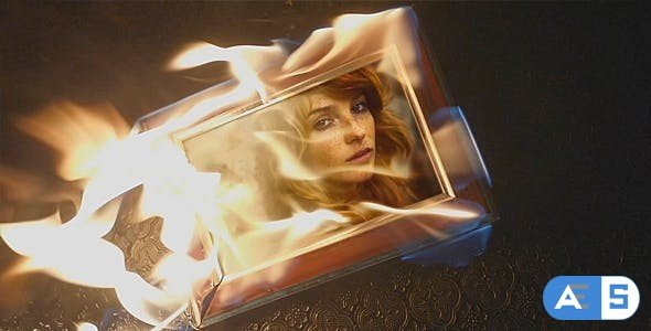 Videohive Frames in Flames 18375762