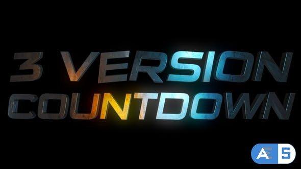 Videohive Countdown 29960681