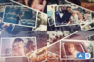 Videohive Cinematic Wedding Story 30196019