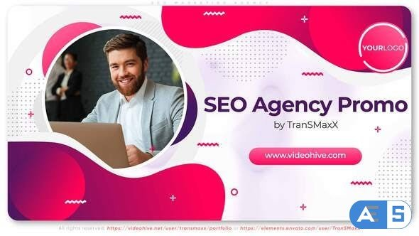 Videohive SEO Marketing Agency Promotion 30180722