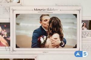 Videohive Photo Memories And Moments Slideshow 26885172