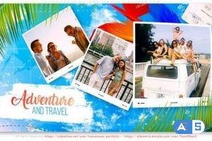 Videohive Adventure and Travel Slideshow 30100131