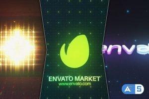 Videohive Cyber Glitch Logo Reveal 25849238