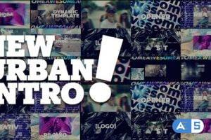 Videohive New Urban Style Intro/Opener 29947472