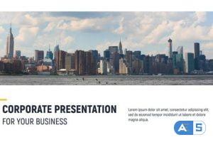 Videohive Geometric Corporate Promo 19242011