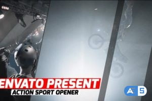 Videohive Action Sport Opener 17883994