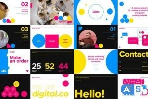 Videohive Marketing Agency Promo 30251973