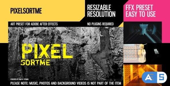 Videohive – PixelSortMe – 24717711