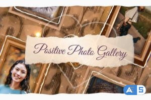 Videohive Positive Photo Gallery 30245747