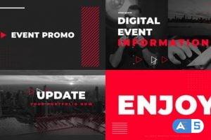 Videohive Stylish Event Promo 23194244