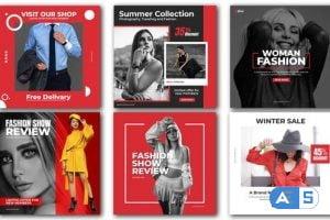 Videohive Fashion Advertising Post 30262399