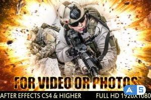 Videohive Battle Promo 10679891