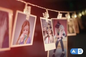 Videohive Picture Frames Slideshow 29970952