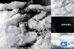 Videohive Logo Snowbreak 14662579