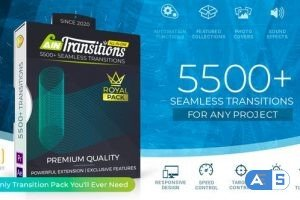 Videohive AinTransitions | Ultimate Multipurpose Transitions Pack V1.0.2 26050211