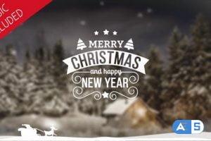 Videohive Christmas Slideshow 18927340