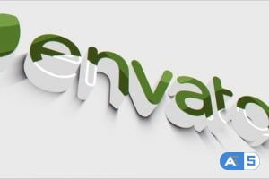 Videohive 3D Clean Logo Reveal 29838027