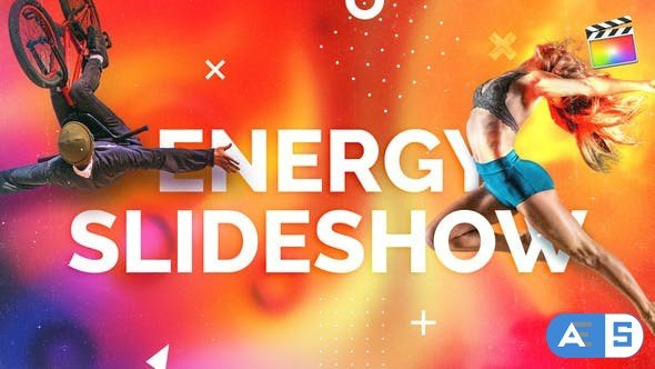 Videohive Energy Slideshow | For Final Cut & Apple Motion 29854557