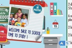 Videohive Back to School 12508402