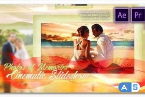 Videohive Lovely Slides of Romantic Moments 29856000
