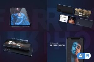 Videohive App Presentation   Phone 11 Mobile 25086686