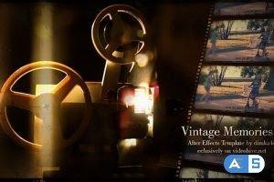 Videohive Vintage Memories 2 21414209