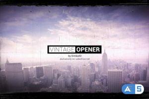Videohive Vintage Opener 10877472
