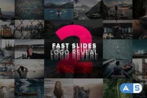 Videohive Fast Slides Logo Reveal 2 29782000