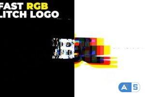 Videohive Fast Rgb Glitch Logo 29940546