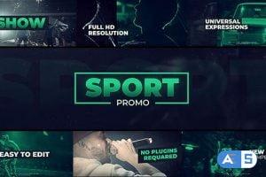 Videohive Sport Promo 21089449
