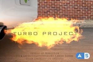 Videohive Tuning Intro 8054556