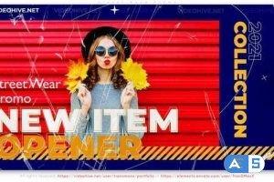 Videohive Street Wear Urban Opener 30278455