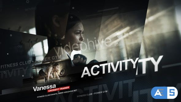 Videohive Fitness Visio – Broadcast Pack 27927078