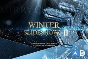 Videohive Winter Slideshow II 13618706