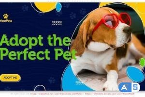 Videohive Adopt the Perfect Pet. Be a Hero! 30388226