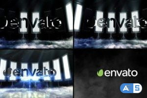 Videohive Lamp Logo Reveal 22313787