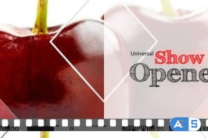 Videohive Universal Show Opener 2793987